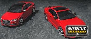 Audi Sprint Booster V3 Power Converter