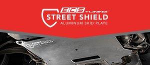ECS Transmission Street Shield Skid Plate - Audi B8