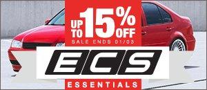 VW MK4 1.8T ECS Essentials