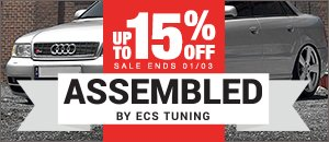 Audi B5 A4 1.8T   Assembled By ECS Kits