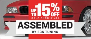 Up to 15% off BMW E39 M5 Assembled by ECS