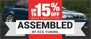 Up to 15% off BMW E46 M3 Assembled By ECS