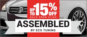Service Your VW MK5 Jetta For Less W/ Assembled By ECS
