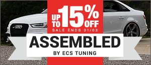 Up to 15% off Audi C5 A6 2.7T  - Assembled By ECS