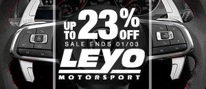 Leyo ON SALE, Up to 23% Off Now til 1.3.18