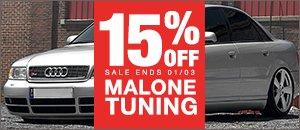 Audi B5 A4 1.8T Malone Tuning