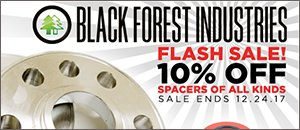 Black Forest Industries 10% Off! Sale Ends 12.24.17