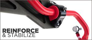 New ECS Rear Subframe Brace MK5/6/7