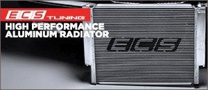 ECS High Performance Aluminum Radiator for BMW E30 325