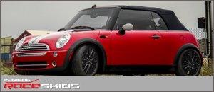 Race Skids - Skid Plates | MINI R50-R53