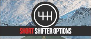 Short Shifters For Your MINI Cooper
