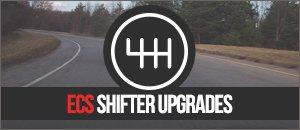 ECS Shifting Upgrades - VW 6-Speed