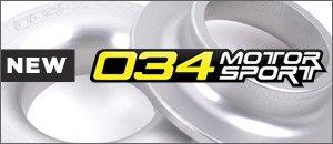 New BMW 034Motorsport E9x Rear Subframe Inserts
