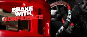 ECS Exact-Fit Stainless Steel Brake Lines - MINI