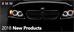 2018 New Products for your BMW