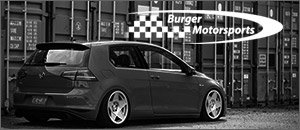Burger Motorsports Now Available for your VW/Audi