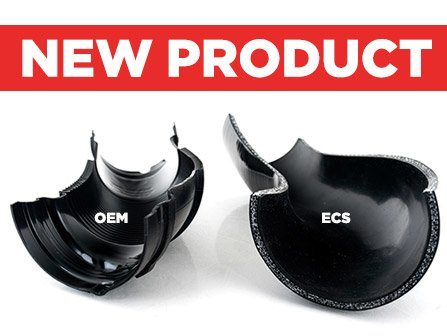 ECS News - ECS Silicone Turbo Inlet Hose for your B9 S4/S5