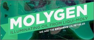 Liqui-Moly Molygen Oil for your Audi/VW
