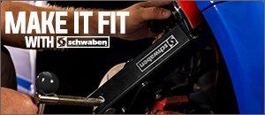 New Schwaben Fender Lip Roller