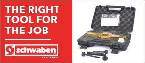 The New Schwaben Crankshaft Pulley Removal Tool Set