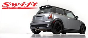 New Swift Performance Springs for your MINI