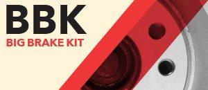 VW MK4 & New Beetle Big Brake Kits