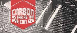 ECS Carbon Fiber Under Hood Covers for your VW