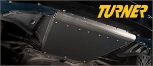 New - Turner BMW E46 M3 Aluminum Skid Plate