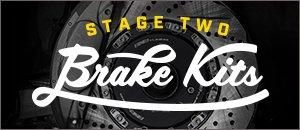 Price Drop on Stage 2 Brake Kits