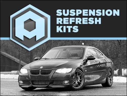 ECS News - Up To 15% OFF Suspension Refresh Kits | E9x AWD