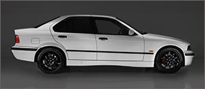 Drivetrain Mounts for your BMW E36 3 Series
