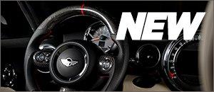 Euro Impulse Carbon Fiber/Leather Steering Wheels