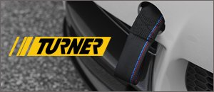 *New* M Sport Tow Straps from Turner
