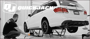 QuickJack Lifting Solutions for your Mercedes-Benz