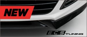 NEW! ECS 3-Piece Front Splitters | VW MK6 Golf R