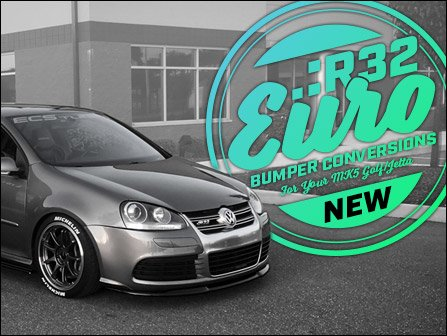 ECS News - New - Bremmen Euro R32 Bumper Conversion Kits