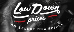 Downpipes for your VW/Audi with select turbo engines