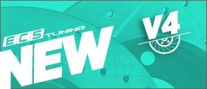 NEW ECS V4 Rotors for your Audi B8 A4/A5