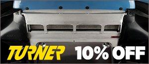 10% Off | Turner Aluminum Skid Plate | BMW F8X M3/M4