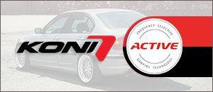 New KONI Special Active Shock Kits | BMW E46 3 Series