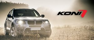 New Suspension Options from KONI |E70 xDrive