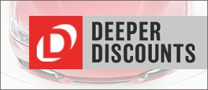 Deeper Discounts on DINAN Products