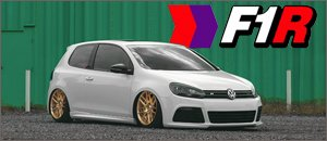 F1R Wheels - 5x100/5x114.3