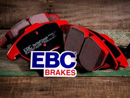 EBC Brakes USR932 USR Series Sport Slotted Rotor