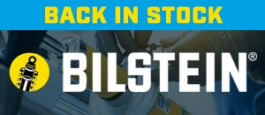 Bilstein Back In Stock - VW CC
