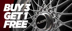 BMW - Alzor Wheels Overstock