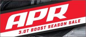 APR Presents: The 3.0T Boost Season Sale