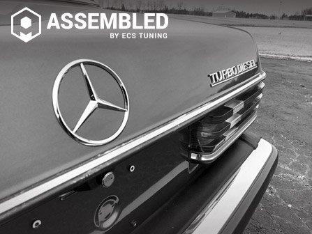 ECS News - Mercedes-Benz Turbo Diesel Oil Service Kit