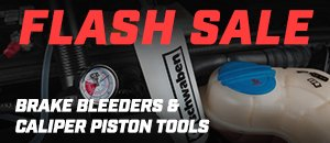 Brake Bleeders and Caliper Piston Tools Flash Sale