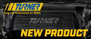 Turner Motorsport N55/N20 Stepped Intercooler